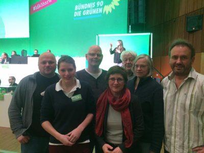 Herforder Delegierte auf der LDK in Oberhausen