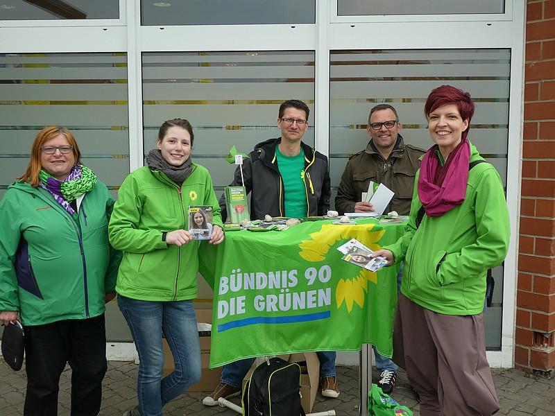 Wibke Brems zu Besuch in Hiddenhausen