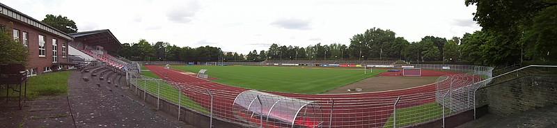 Gesamtkonzept zur Sanierung des Jahnstadions erwartet