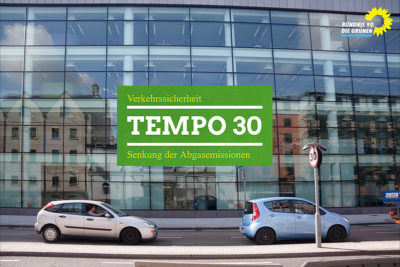 Tempo 30 Herford