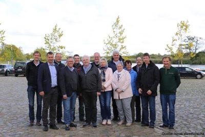 Hiddenhausen: Besuch in der Partnerstadt Loitz