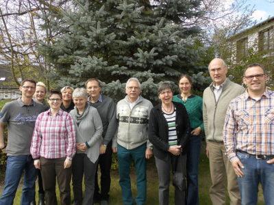 Jahreshauptversammlung Hiddenhausen 2016