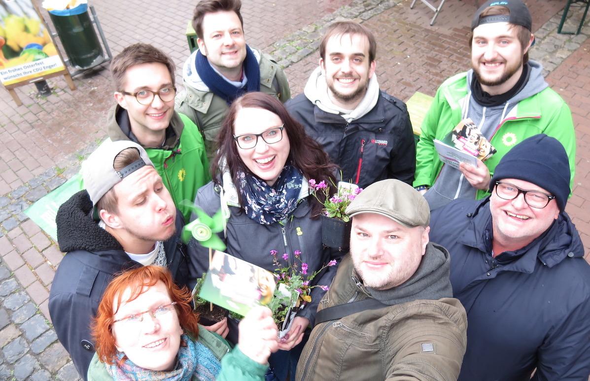 Kirschblütenfest 2019 in Enger