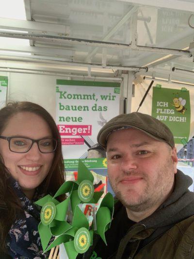 Maik Babenhauserheide Kirschblütenfest 2019