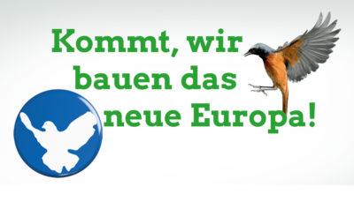Kurzprogramm für Europa