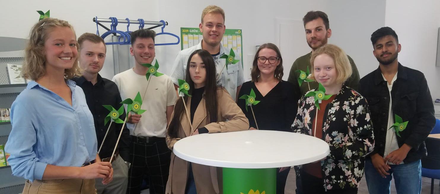 Grüne Jugend reaktiviert
