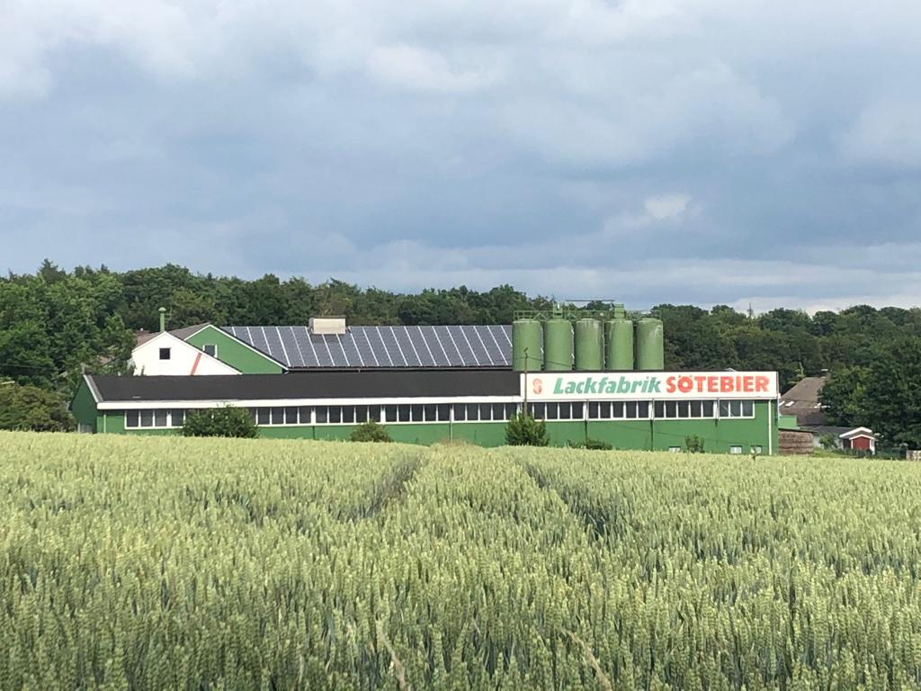 Neue Gewerbebauten sollen künftig nur noch mit Dachbegrünung und/oder Anlagen zur Nutzung der Solarenergie zugelassen werden.