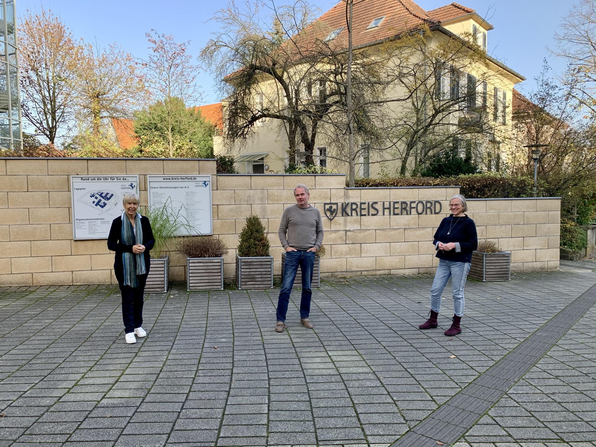 """Grüne """"Spitze"""" im Kreistag"""