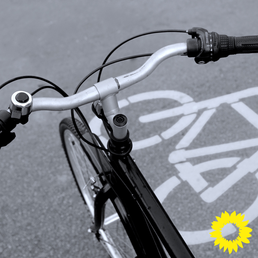 Einladung zum Zoom Meeting mit der Radverkehrsbeauftragen am 18.1.21