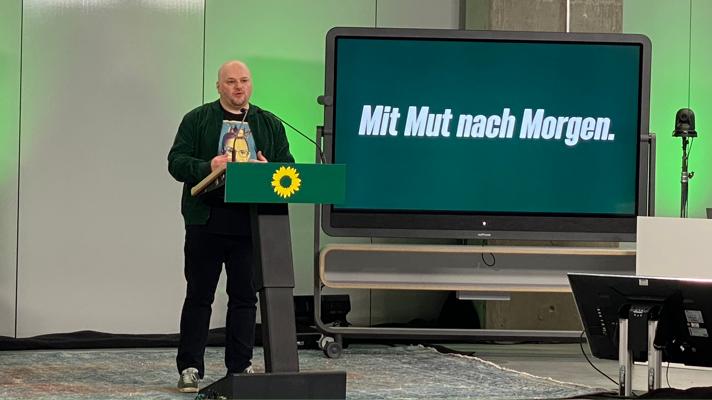 Maik Babenhauserheide auf aussichtsreichen Listenplatz gewählt