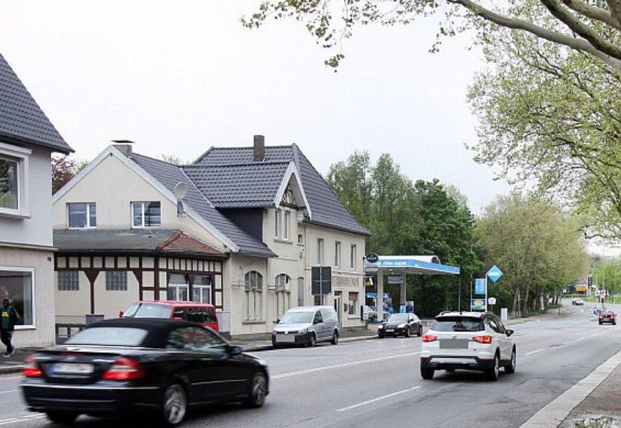 GRÜNE für eine Zweispurigkeit der Mindener Straße – allerdings weitergeführt bis zum Lübbertor